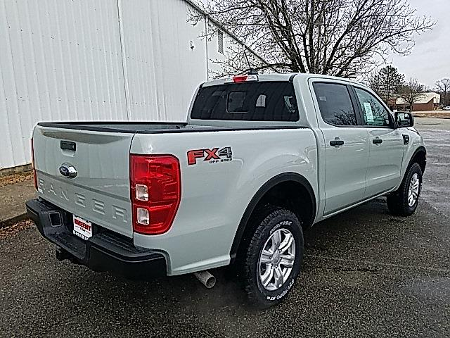2021 Ford Ranger SuperCrew Cab 4x4, Pickup #ND01361 - photo 2