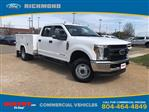 2019 F-350 Crew Cab DRW 4x4,  Reading Service Body #ND03124 - photo 1