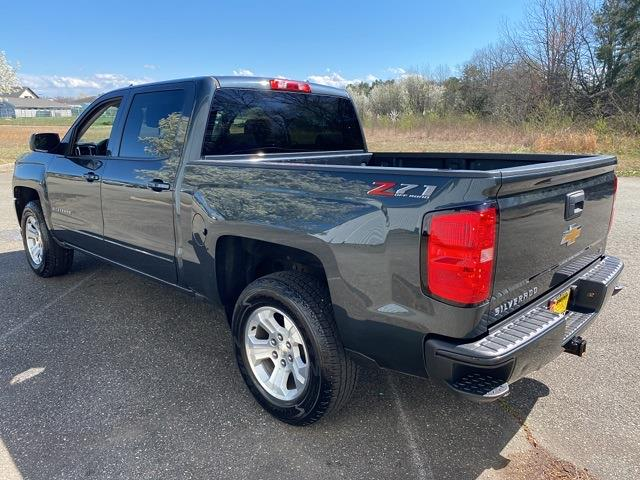 2018 Chevrolet Silverado 1500 Crew Cab 4x4, Pickup #ND05697A - photo 10
