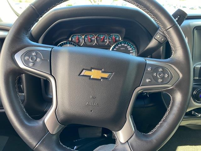 2018 Chevrolet Silverado 1500 Crew Cab 4x4, Pickup #ND05697A - photo 18