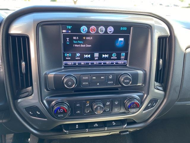 2018 Chevrolet Silverado 1500 Crew Cab 4x4, Pickup #ND05697A - photo 19