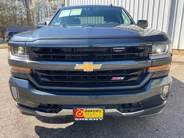 2018 Chevrolet Silverado 1500 Crew Cab 4x4, Pickup #ND05697A - photo 3