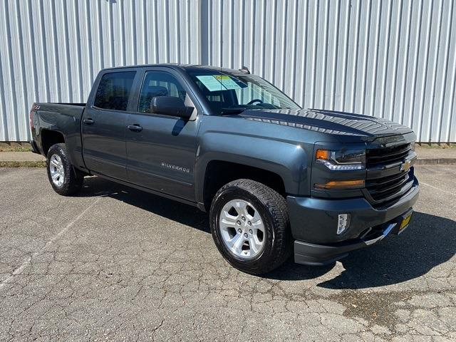 2018 Chevrolet Silverado 1500 Crew Cab 4x4, Pickup #ND05697A - photo 6