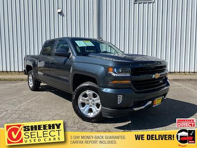 2018 Chevrolet Silverado 1500 Crew Cab 4x4, Pickup #ND05697A - photo 1