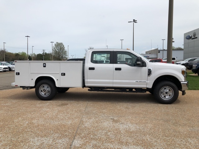 2018 F-350 Crew Cab 4x4,  Knapheide Service Body #ND06190 - photo 2