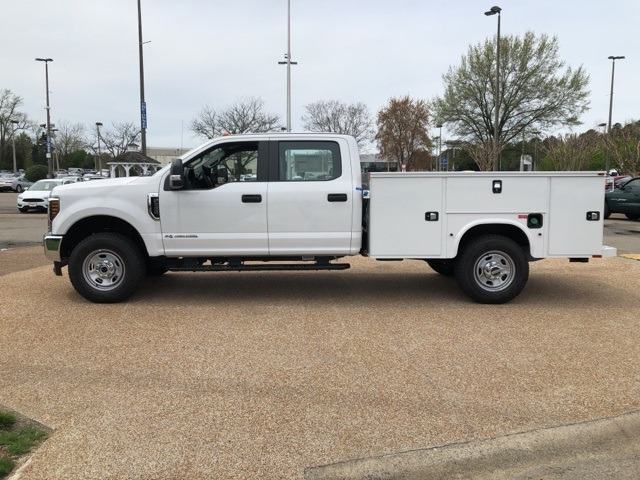 2018 F-350 Crew Cab 4x4,  Knapheide Service Body #ND06190 - photo 9