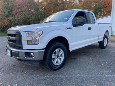 2017 Ford F-150 Super Cab 4x4, Pickup #ND06464A - photo 4