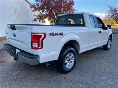 2017 Ford F-150 Super Cab 4x4, Pickup #ND06464A - photo 2