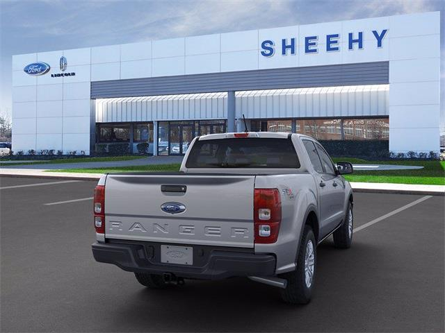 2021 Ford Ranger SuperCrew Cab 4x4, Pickup #ND08545 - photo 2