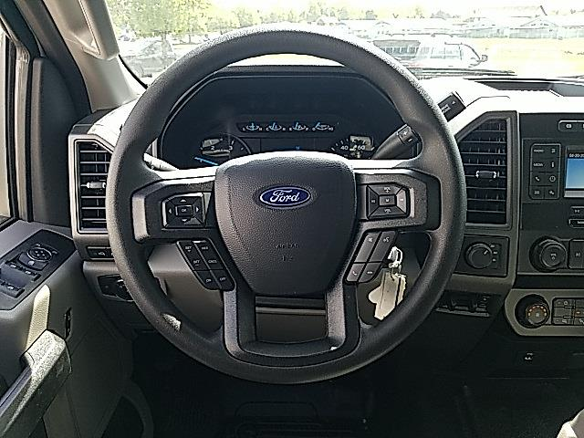 2021 Ford F-550 Crew Cab DRW 4x4, Knapheide Steel Service Body #ND09622 - photo 21