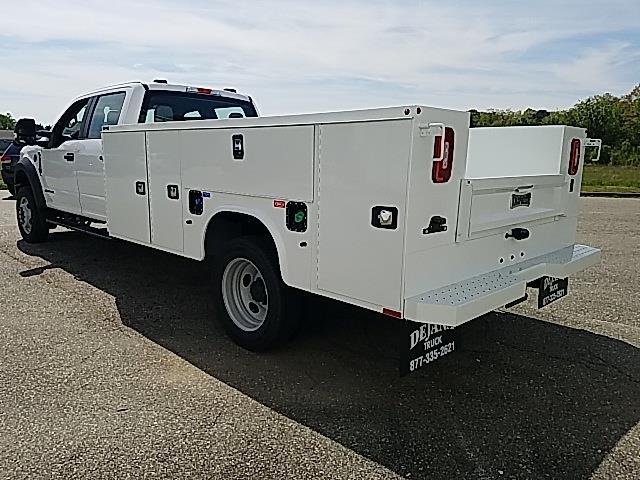 2021 Ford F-550 Crew Cab DRW 4x4, Knapheide Steel Service Body #ND09622 - photo 6