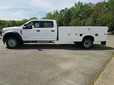 2021 Ford F-550 Crew Cab DRW 4x4, Knapheide Steel Service Body #ND09622 - photo 5