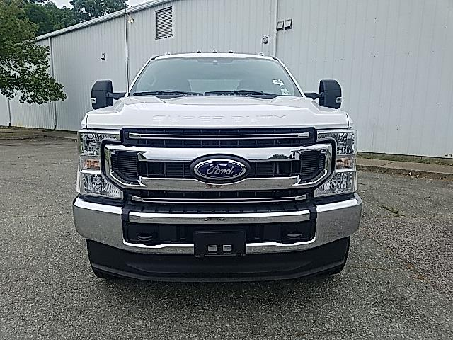 2021 Ford F-350 Crew Cab 4x4, Reading Classic II Steel Service Body #ND09884 - photo 3