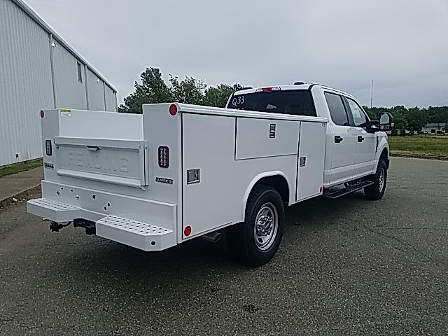 2021 Ford F-350 Crew Cab 4x4, Reading Service Body #ND09884 - photo 1