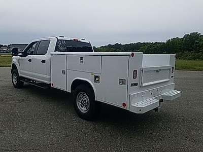 2021 Ford F-350 Crew Cab 4x4, Reading Classic II Steel Service Body #ND09884 - photo 6