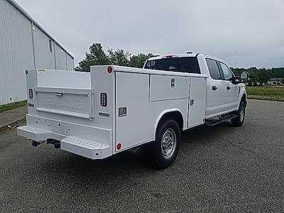 2021 Ford F-350 Crew Cab 4x4, Reading Classic II Steel Service Body #ND09884 - photo 2