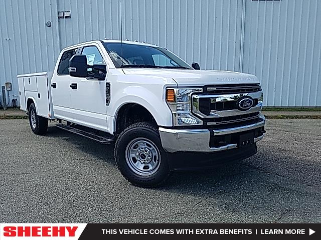 2021 Ford F-350 Crew Cab 4x4, Reading Service Body #ND09885 - photo 1