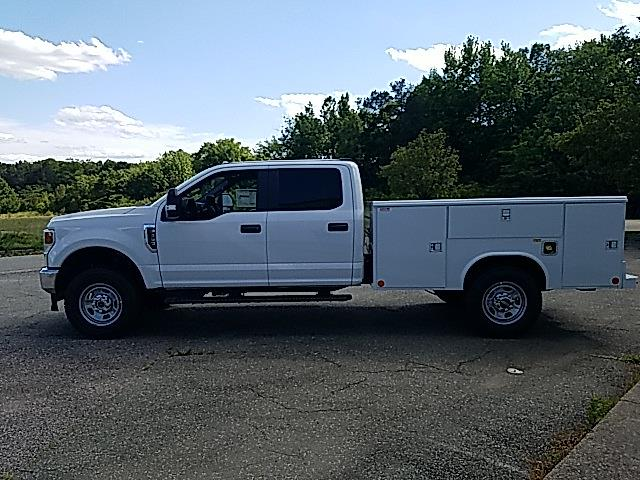 2021 Ford F-350 Crew Cab 4x4, Reading Classic II Steel Service Body #ND09885 - photo 4