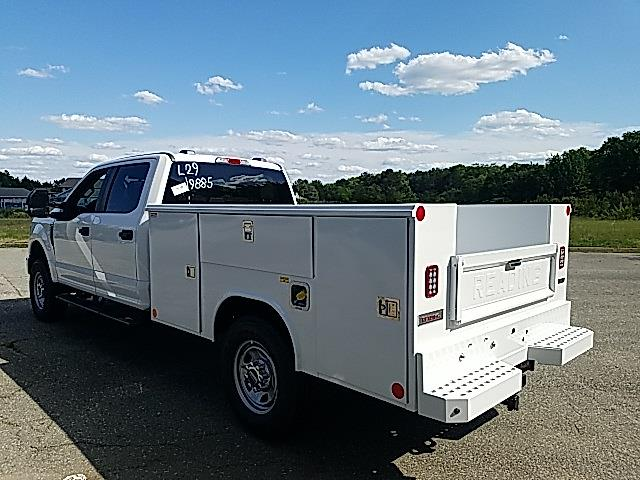 2021 Ford F-350 Crew Cab 4x4, Reading Classic II Steel Service Body #ND09885 - photo 5
