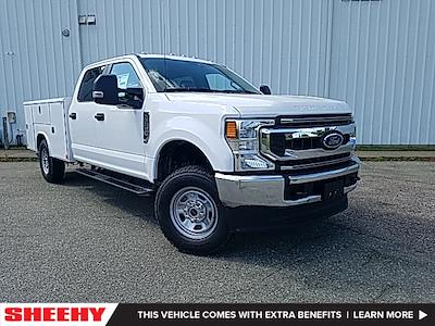 2021 Ford F-350 Crew Cab 4x4, Reading Classic II Steel Service Body #ND09885 - photo 1