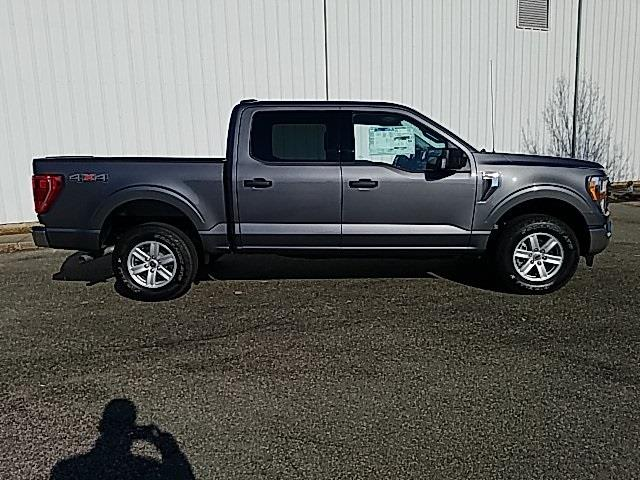 2021 Ford F-150 SuperCrew Cab 4x4, Pickup #ND13025 - photo 3