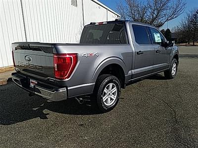 2021 Ford F-150 SuperCrew Cab 4x4, Pickup #ND13025 - photo 2