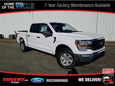 2021 Ford F-150 SuperCrew Cab 4x4, Pickup #ND13026 - photo 1