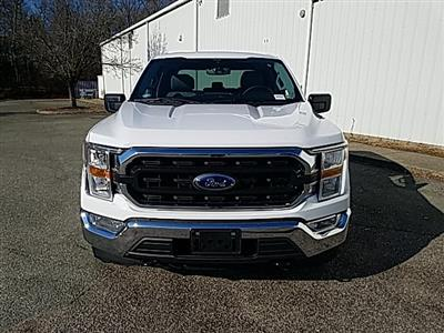 2021 Ford F-150 SuperCrew Cab 4x4, Pickup #ND13026 - photo 4