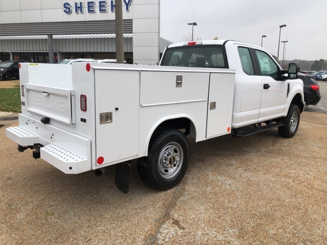 2019 F-250 Super Cab 4x4,  Reading SL Service Body #ND19941 - photo 2