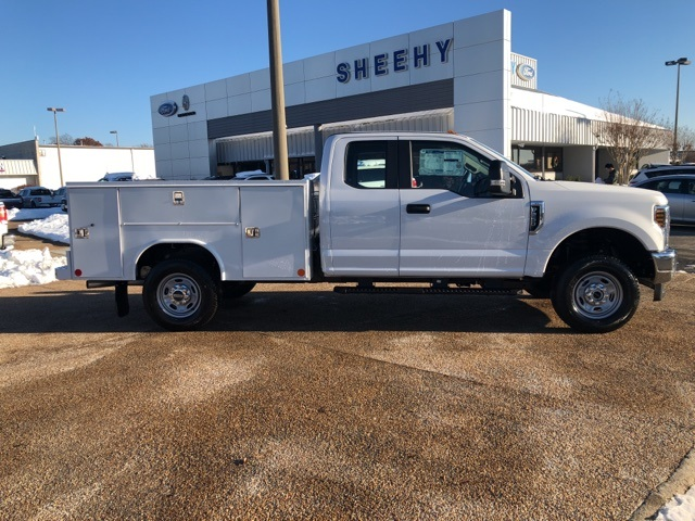 2019 F-250 Super Cab 4x4,  Reading Service Body #ND19943 - photo 7