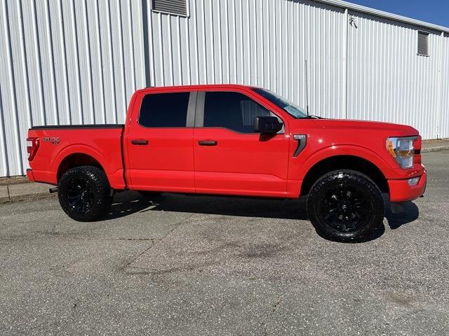 2021 Ford F-150 SuperCrew Cab 4x4, Pickup #ND20307 - photo 2