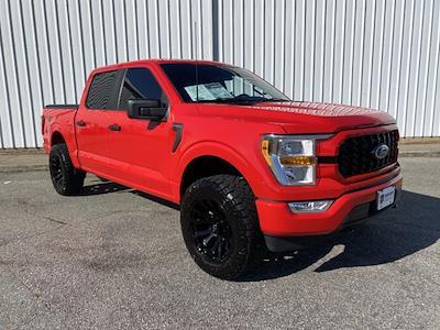 2021 Ford F-150 SuperCrew Cab 4x4, Pickup #ND20307 - photo 7