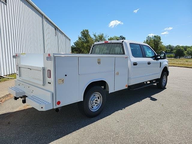 2021 Ford F-250 Crew Cab 4x4, Reading Service Body #ND21397 - photo 1