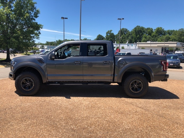 2018 F-150 SuperCrew Cab 4x4,  Pickup #ND25127 - photo 5