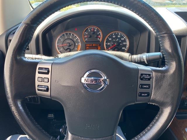 2012 Nissan Titan Crew Cab 4x4, Pickup #ND29126A - photo 20