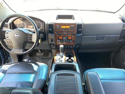 2012 Nissan Titan Crew Cab 4x4, Pickup #ND29126A - photo 14