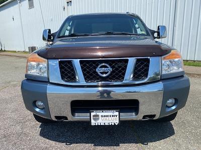 2012 Nissan Titan Crew Cab 4x4, Pickup #ND29126A - photo 5