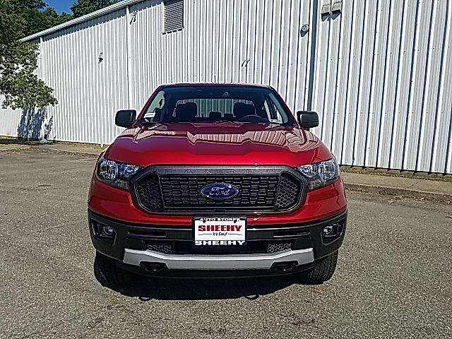 2021 Ford Ranger SuperCrew Cab 4x4, Pickup #ND29127 - photo 3