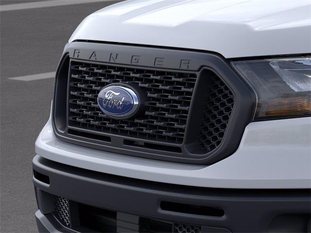 2021 Ford Ranger SuperCrew Cab 4x4, Pickup #ND29129 - photo 17