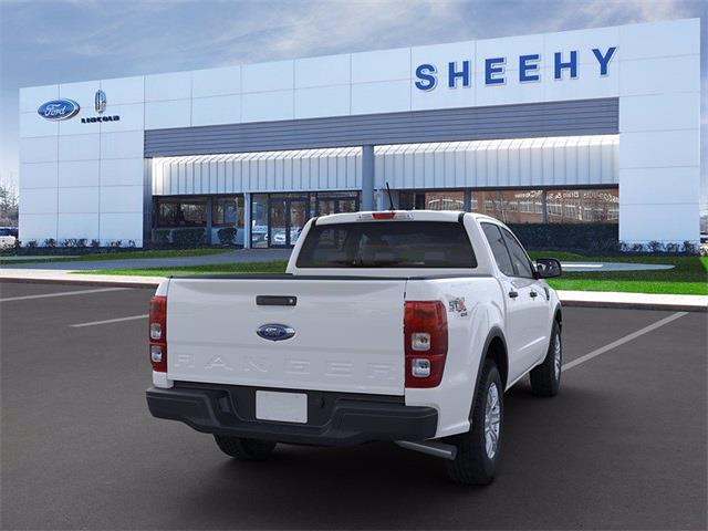 2021 Ford Ranger SuperCrew Cab 4x4, Pickup #ND29129 - photo 1