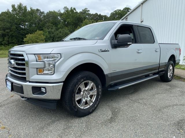 2017 Ford F-150 SuperCrew Cab 4x4, Pickup #ND30531A - photo 4