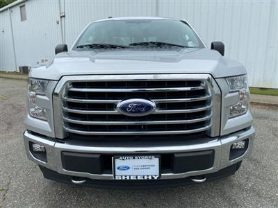 2017 Ford F-150 SuperCrew Cab 4x4, Pickup #ND30531A - photo 3