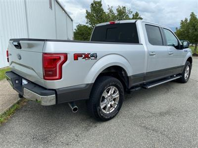 2017 Ford F-150 SuperCrew Cab 4x4, Pickup #ND30531A - photo 2