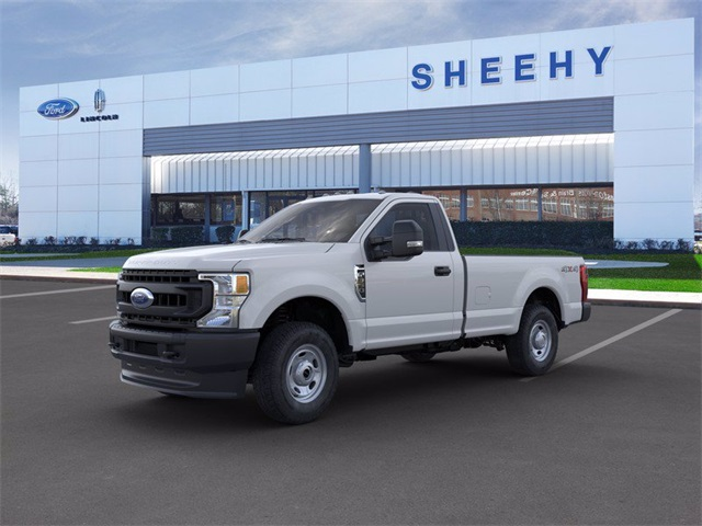 2020 Ford F-350 Regular Cab 4x4, Pickup #ND30535 - photo 1