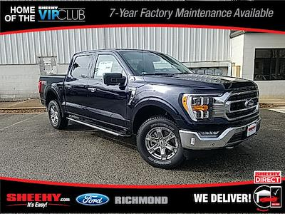 2021 Ford F-150 SuperCrew Cab 4x4, Pickup #ND31113 - photo 1