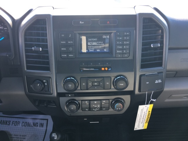 2017 F-250 Regular Cab 4x4, Knapheide Standard Service Body #ND35095 - photo 10