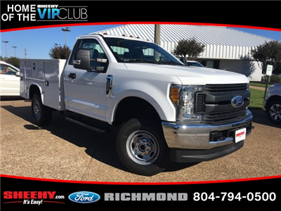 2017 F-250 Regular Cab 4x4, Knapheide Standard Service Body #ND35095 - photo 1