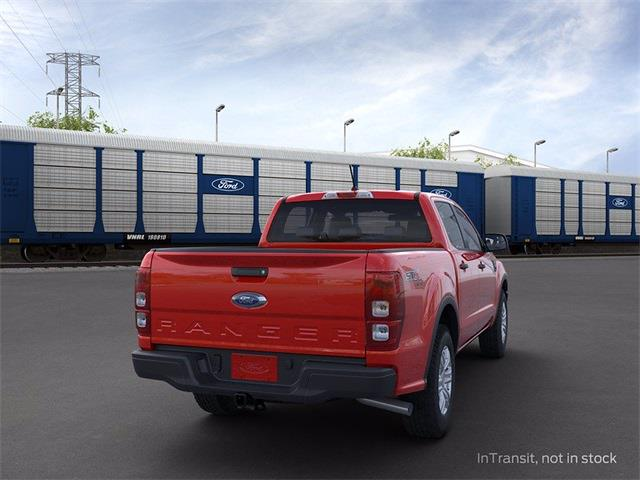 2021 Ford Ranger SuperCrew Cab 4x4, Pickup #ND36271 - photo 1