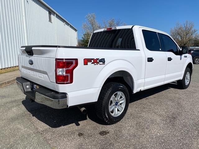 2019 Ford F-150 SuperCrew Cab 4x4, Pickup #ND40168A - photo 2