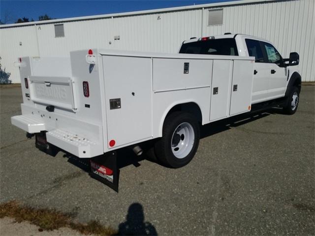 2020 Ford F-550 Crew Cab DRW 4x2, Reading SL Service Body #ND42515 - photo 2
